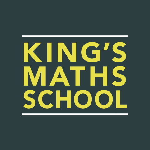 King's Maths School [logo]